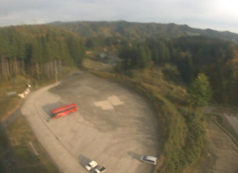 越後松之山森の学校キョロロライブカメラ(新潟県十日町市松之山)