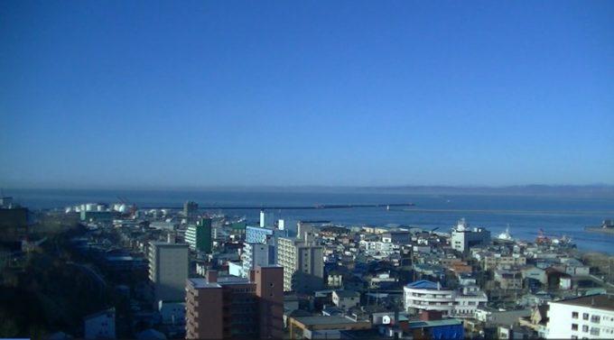 展望レストランまいづる釧路港ライブカメラ(北海道釧路市幣舞町)