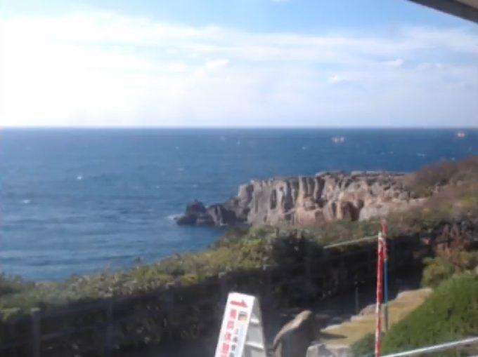 三段壁洞窟ライブカメラ