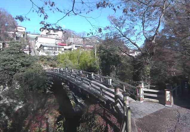 猿橋ライブカメラ(山梨県大月市猿橋町)