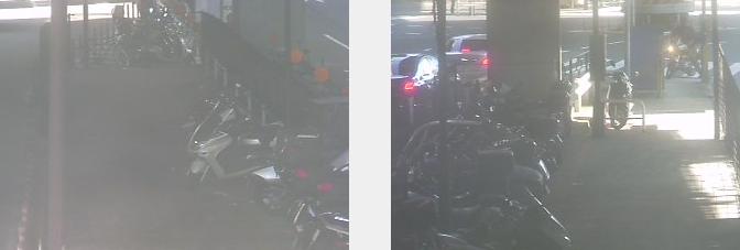 一ノ橋オートバイ専用駐車場