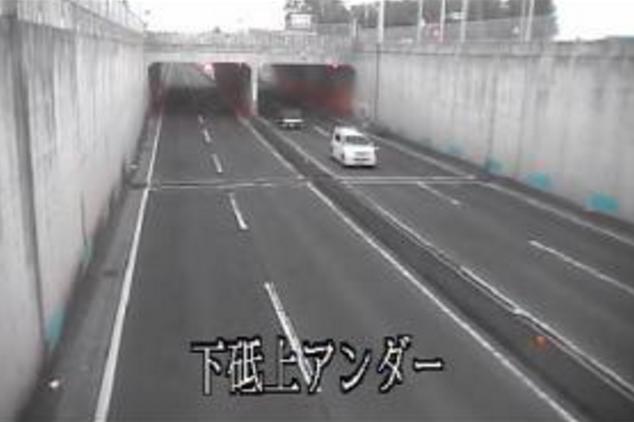 下砥上アンダーから県道宇都宮亀和田栃木線