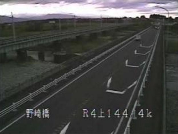 野崎橋から国道4号