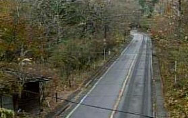 籠坂山中湖から国道138号