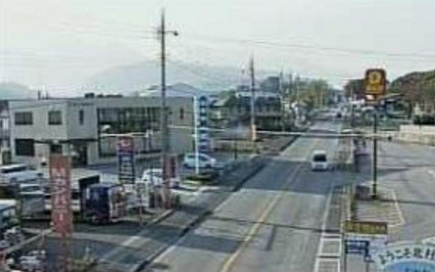 武川から国道20号