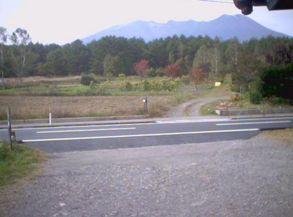 CafeKaZeから長野県道20号