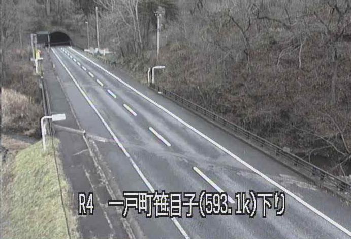 国道4号笹目子