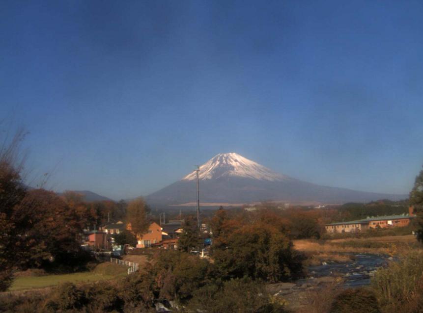 拉麺炒飯工房豚(どん)から富士山