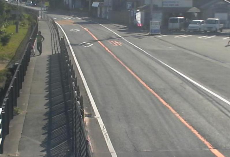 国道135号白浜ライブカメラは、静岡県下田市白浜の白浜に設置された国道135号(東伊豆道路)が見えるライブカメラです。