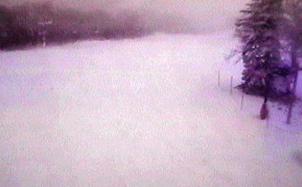 札幌国際スキー場山頂地点
