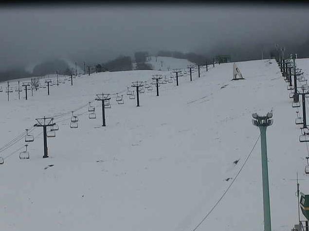 栂池高原スキー場鐘の鳴る丘