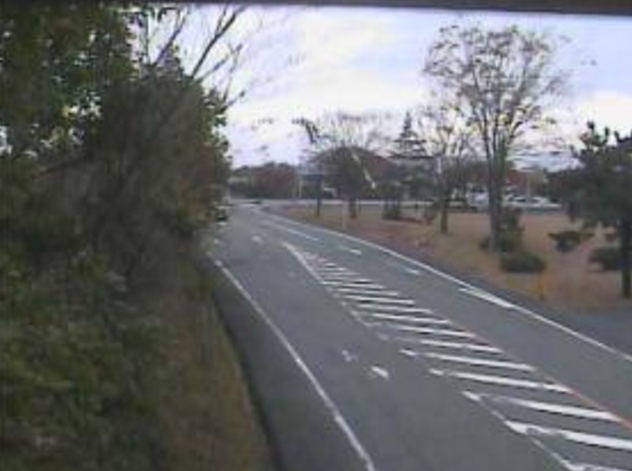 やまなみ道路瀬の本から熊本県道11号別府一の宮線