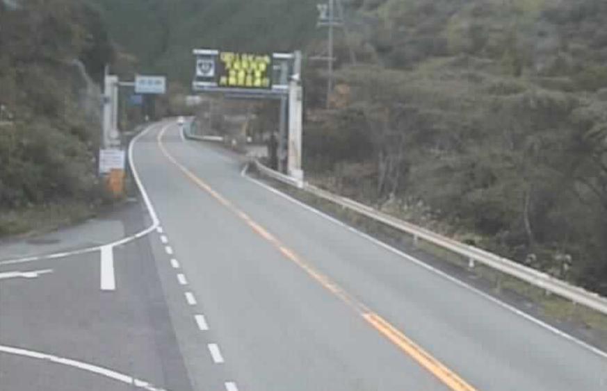 国道42号東長島ゲートライブカメラ(三重県紀北町東長島)