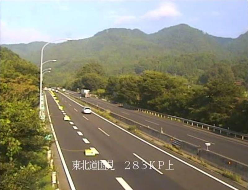 自動車 カメラ ライブ 東北 道