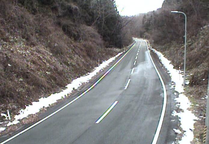大幡から国道107号(江刺から東和方面)