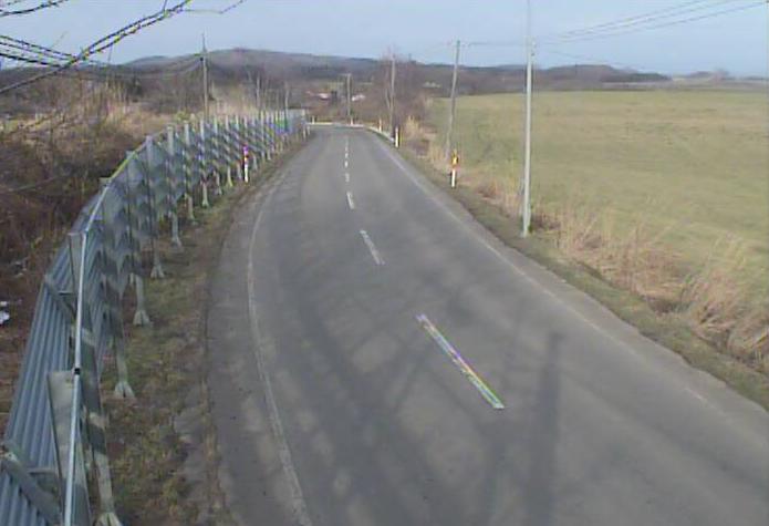 和光から岩手県道37号花巻平泉線(胆沢から金ヶ崎方面)