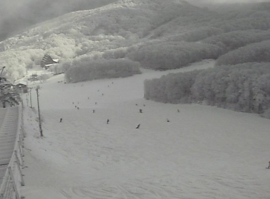 蔵王温泉スキー場中央ゲレンデ