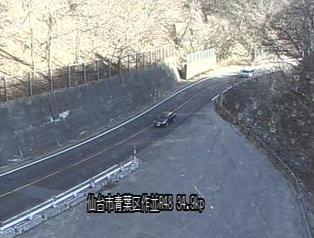 国道48号小網鳥沢