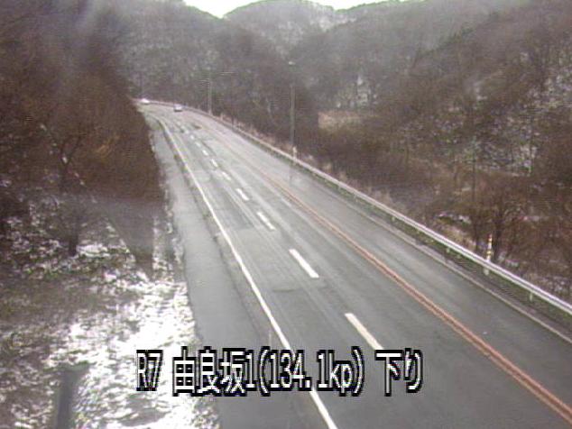国道7号由良坂第1