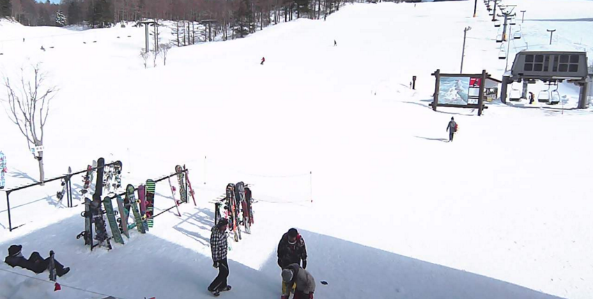 丸沼高原スキー場イエローコース