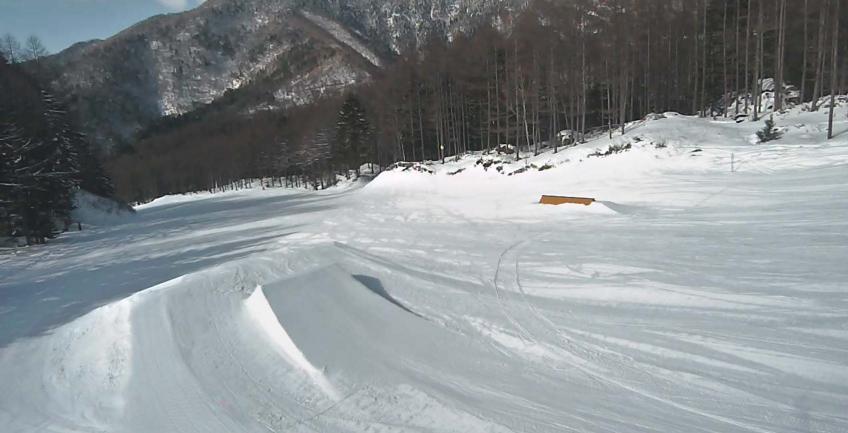 丸沼高原スキー場オレンジコース