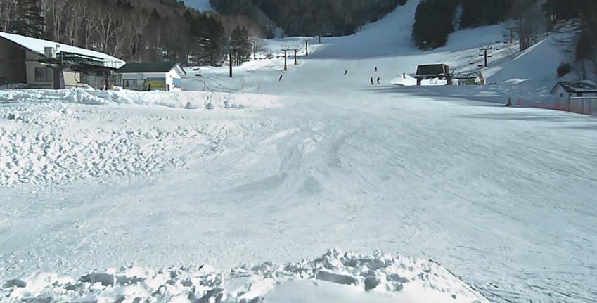 丸沼高原スキー場コバルトコース