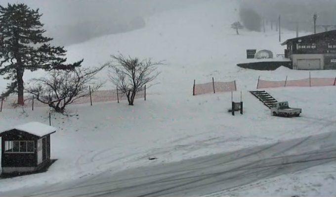 大山桝水高原スキー場ライブカメラ(鳥取県伯耆町大内)