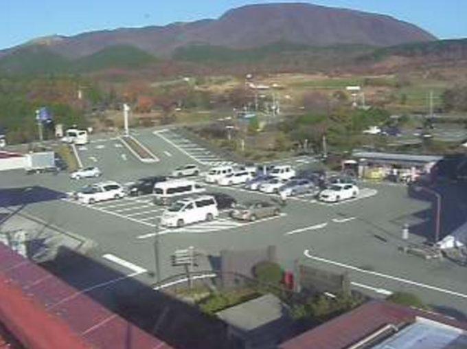 やまなみハイウェイ大分方面ライブカメラ(熊本県南小国町満願寺)