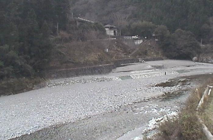 二又の瀬から穴吹川