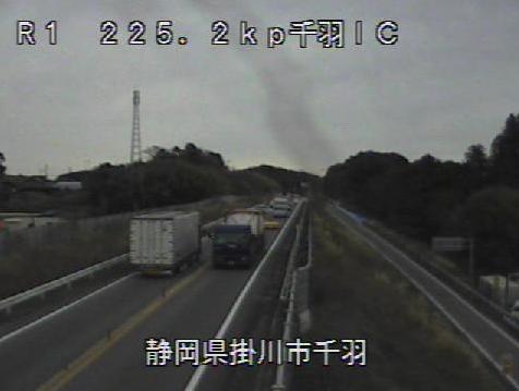 国道1号掛川バイパス千羽インターチェンジ