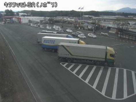 九州自動車道北熊本サービスエリア下り