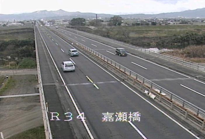 国道34号嘉瀬橋