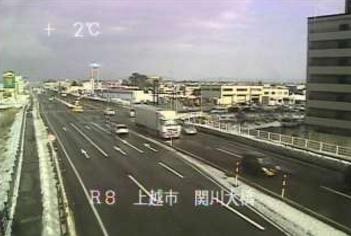 国道8号関川大橋