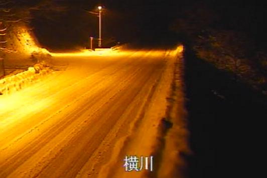 国道121号日光横川