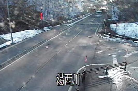 栃木県道249号湯西川