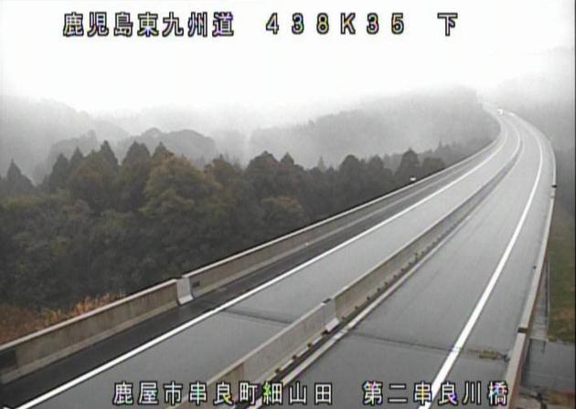 東九州自動車道第二串良川橋