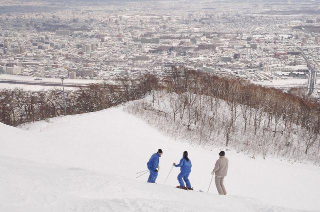 スキー場ライブカメラ
