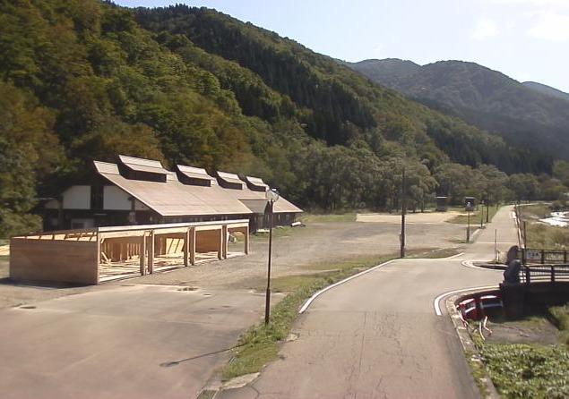 利賀国際キャンプ場ライブカメラ(富山県南砺市利賀村)