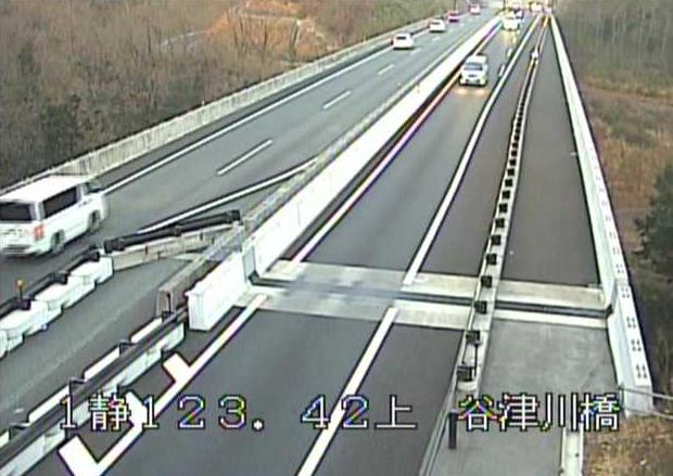 国道1号伊豆縦貫自動車道谷津川橋