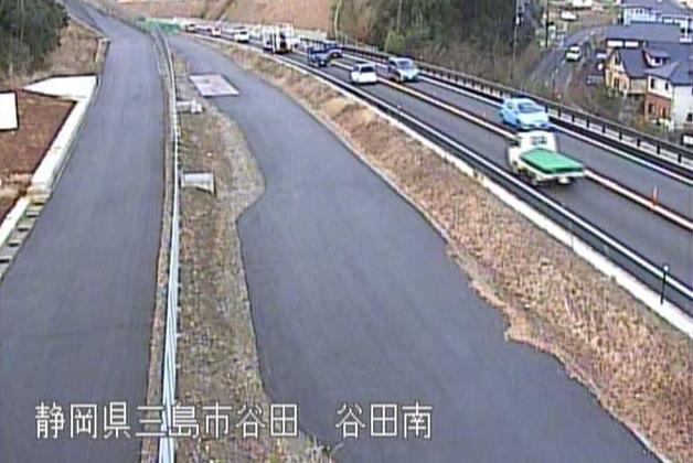 国道1号伊豆縦貫自動車道谷田南