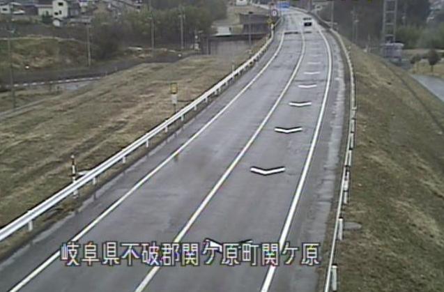 国道21号関ケ原高架