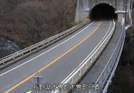 国道19号山吹トンネル南