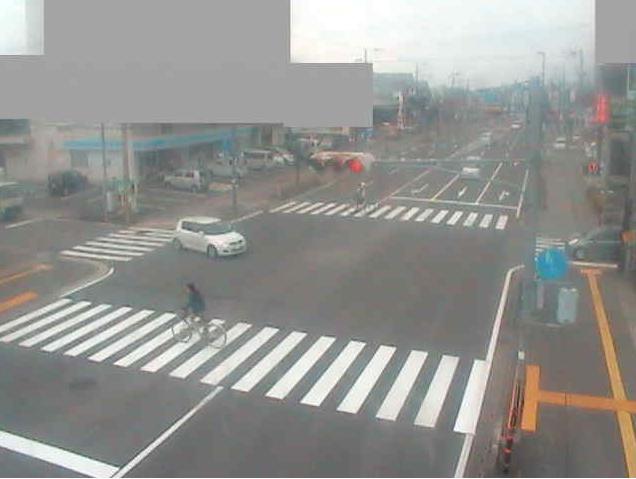 国道502号野田