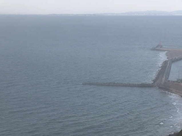 伊勢湾海上交通センターから神島灯台・伊良湖港・太平洋