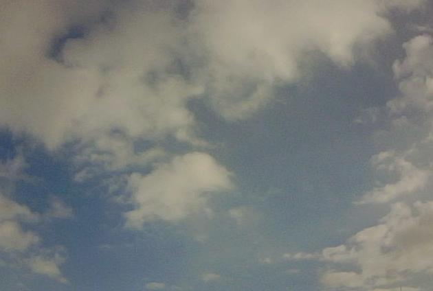 アイオーデータ機器札幌営業所から札幌上空