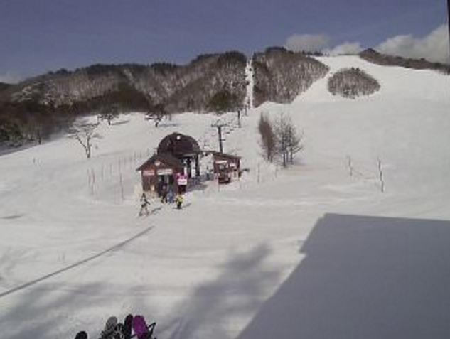 恩原高原スキー場パノラマゲレンデ