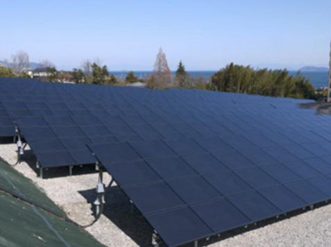 真柄志賀太陽光発電所(まがらソーラーファーム鳰の里)