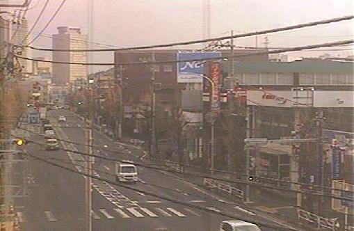 鎌倉街道港南中央付近