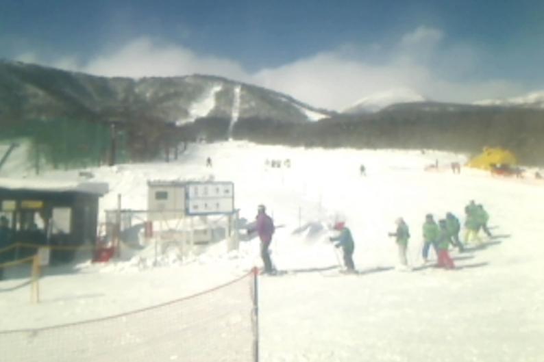 みやぎ蔵王白石スキー場ライブカメラ(宮城県白石市福岡)