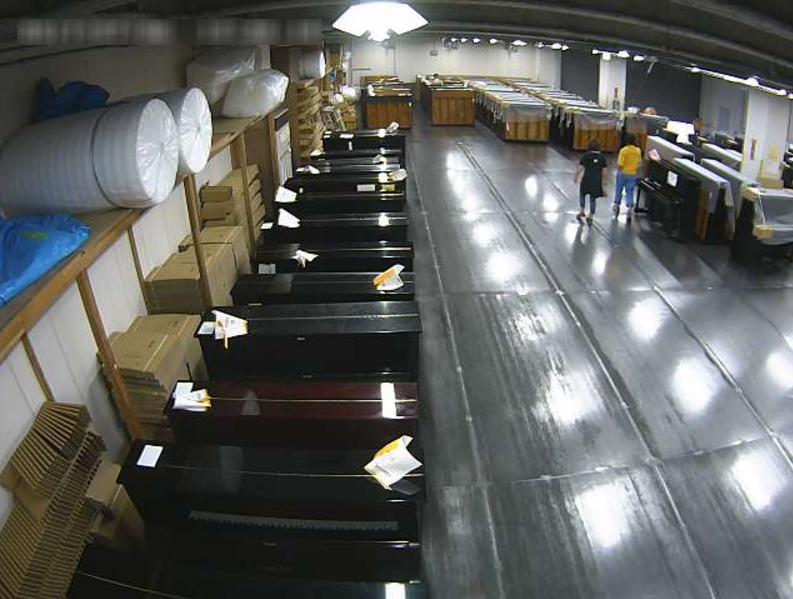 タケモトピアノ東棟1階ライブカメラ(大阪府堺市堺区)